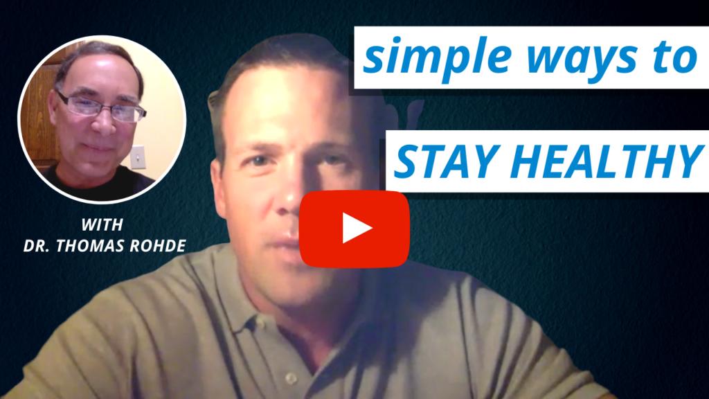 Simple Ways To Stay Healthy Infinite Wellness