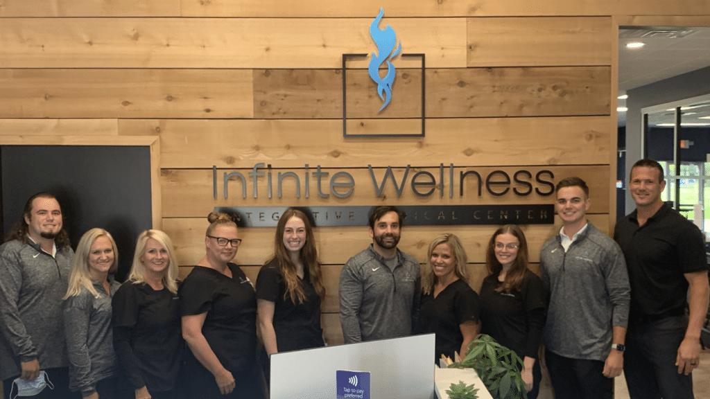 Infinite Wellness Center Team